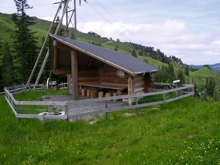 Laucheren, Hoch-Ybrig
