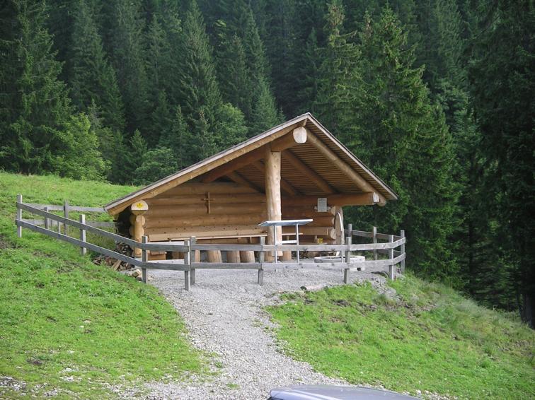 Bogenfang, Alpthal