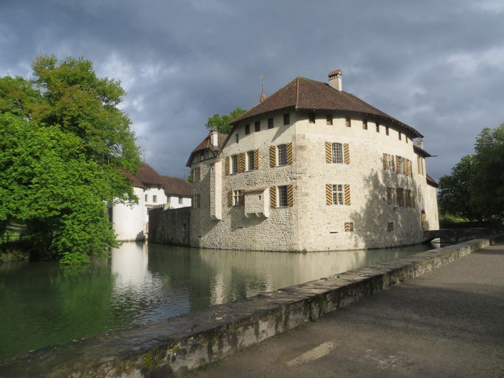 Schloss Hallwyl – Eichberg – Schloss Hallwyl