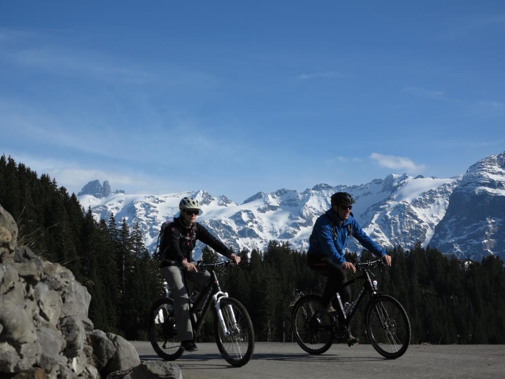 E-Bike Engelberg - Ristis