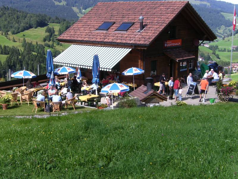 Restaurant Buoffenalp