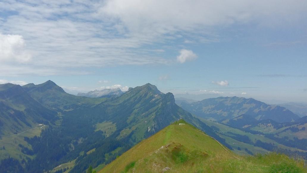 Randonnée circulaire Gfellen-Schimbrig