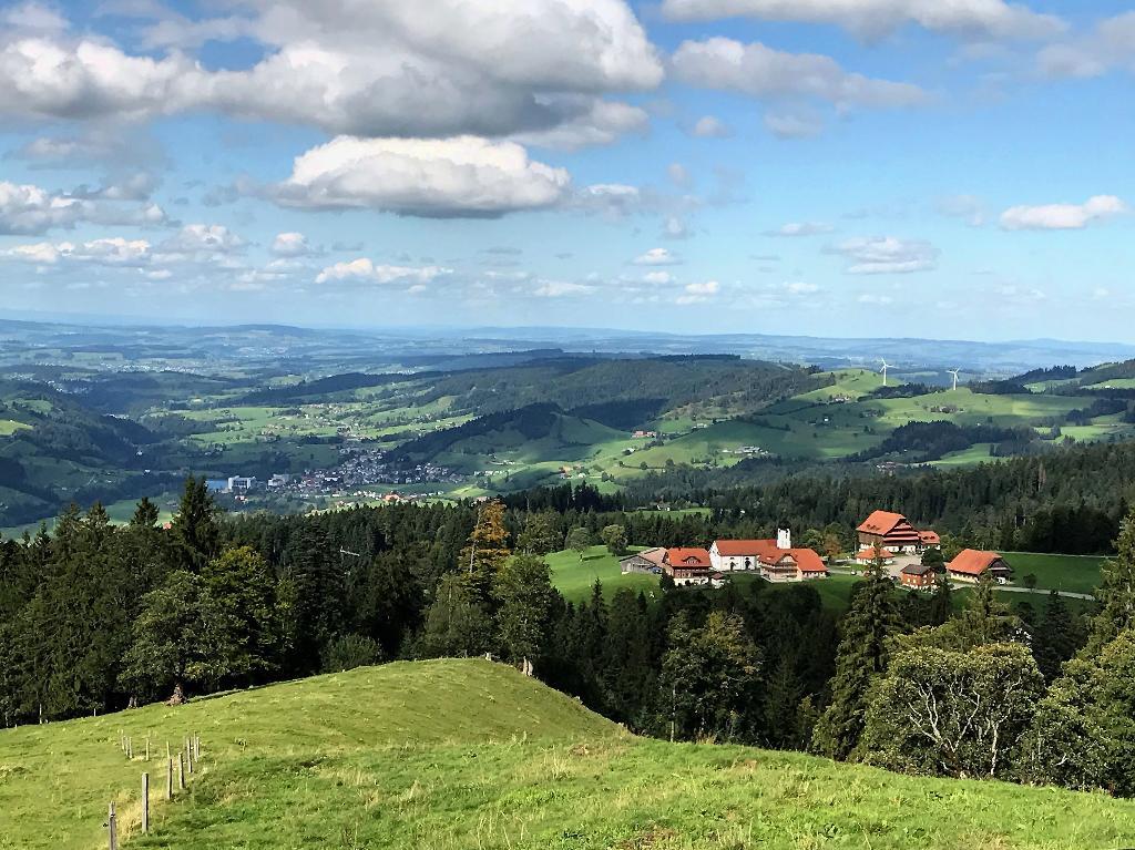 Rundwanderung Heiligkreuz-First