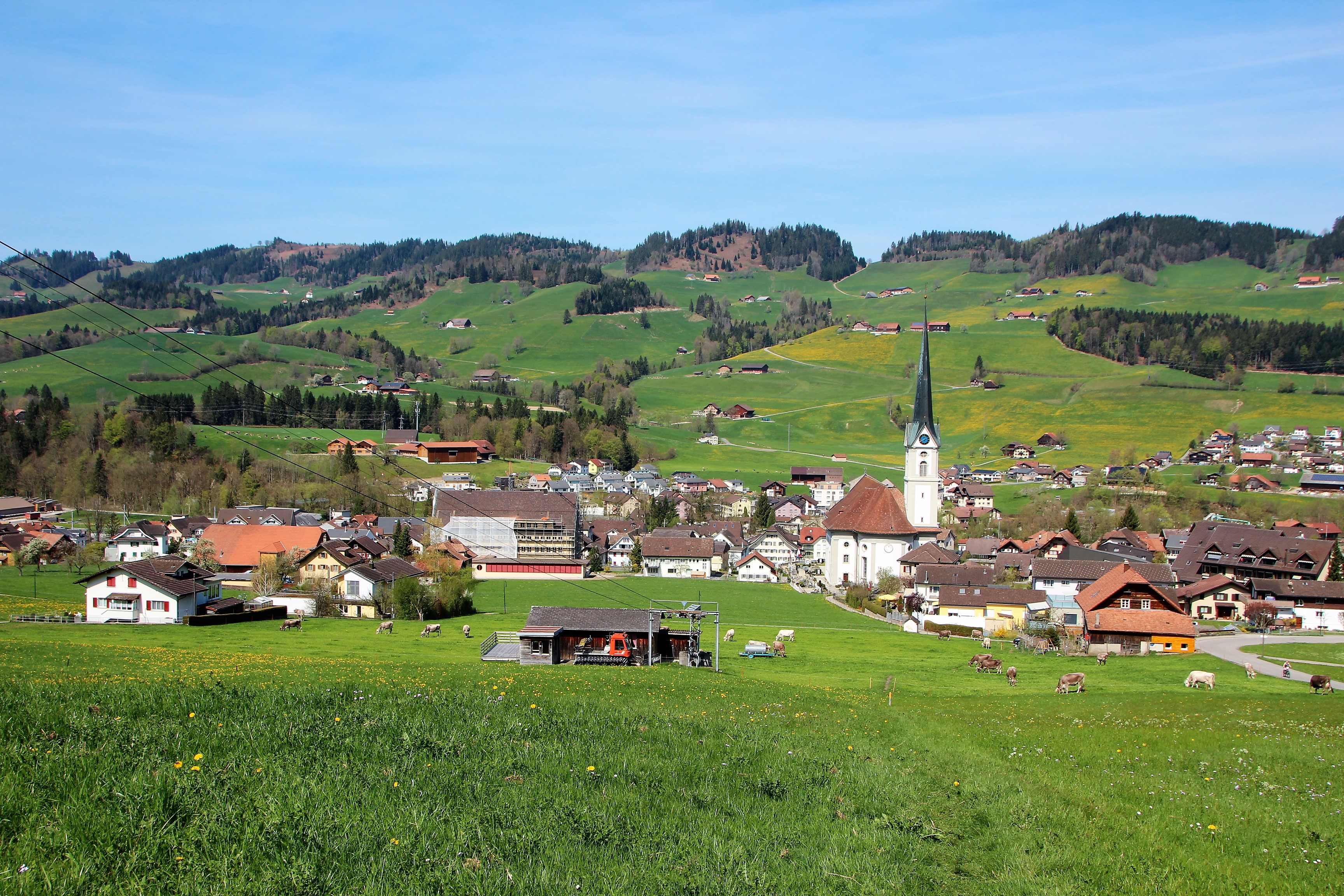 Schüpfheim Panoramic Tour
