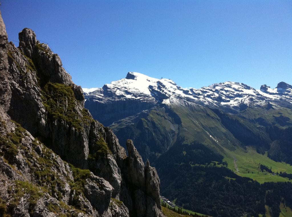 Brunni Trail