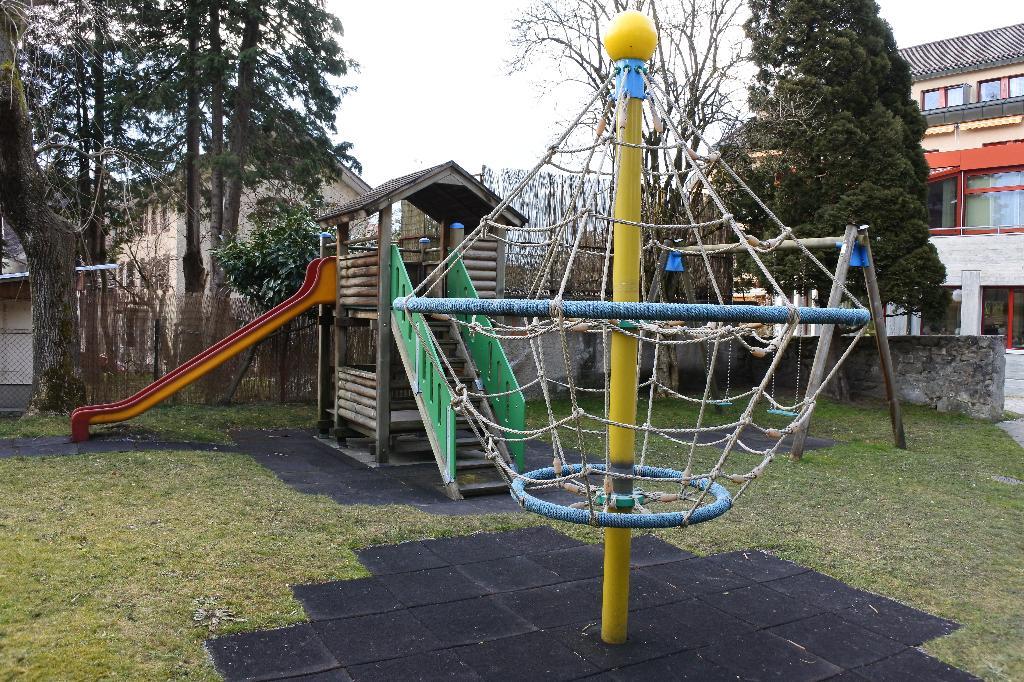 Spielplatz Altdorf Rosenberg