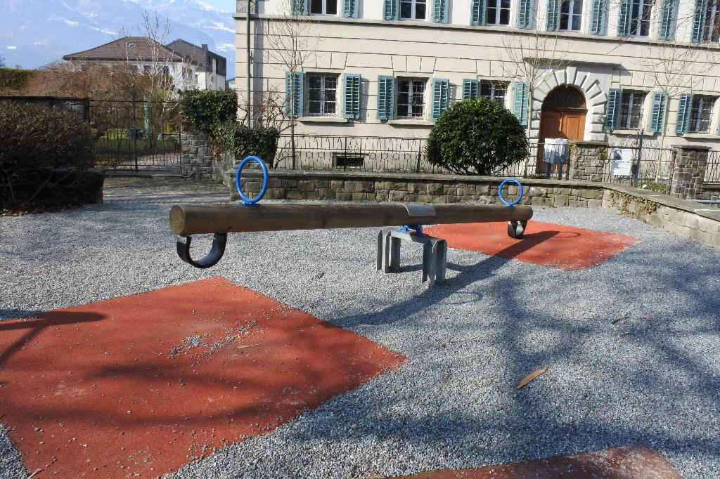 Spielplatz Altdorf Spitalplatz
