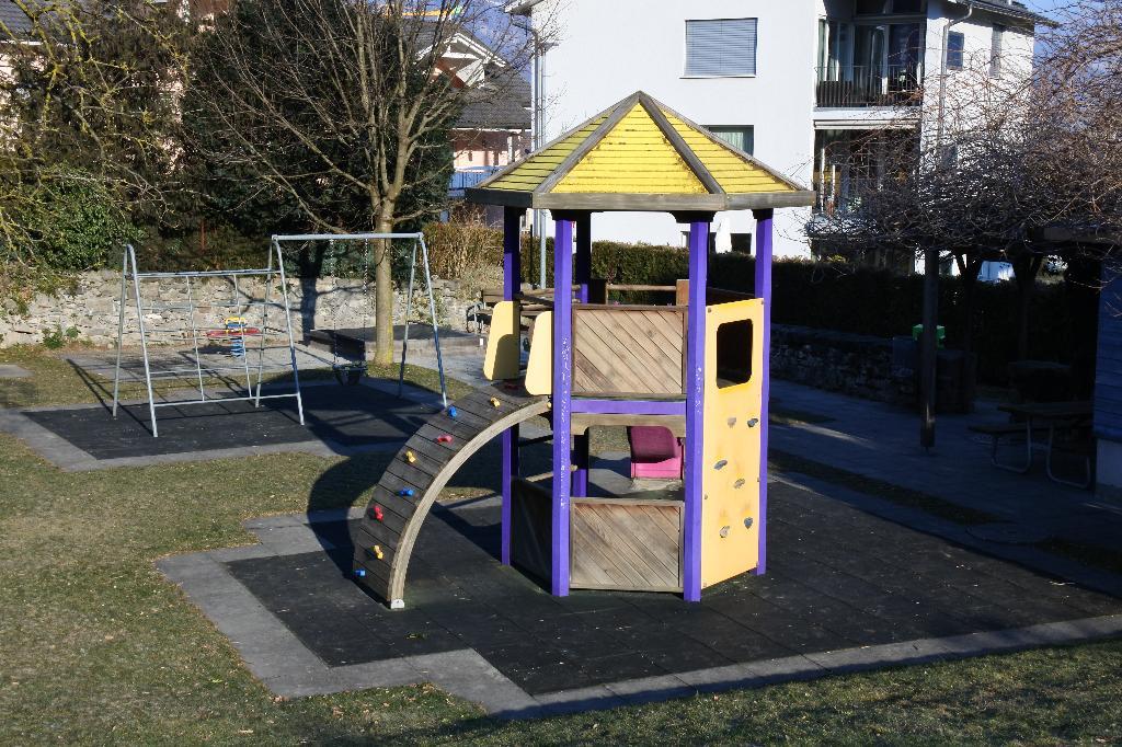 Spielplatz Attinghausen Trotzli
