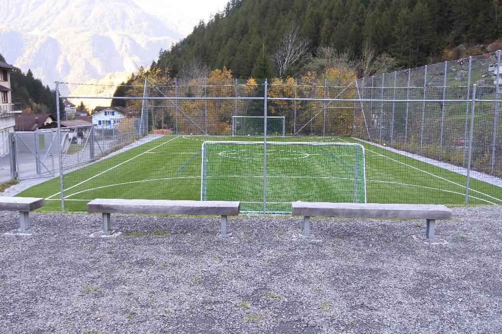 Spielplatz Bristen beim Sportplatz