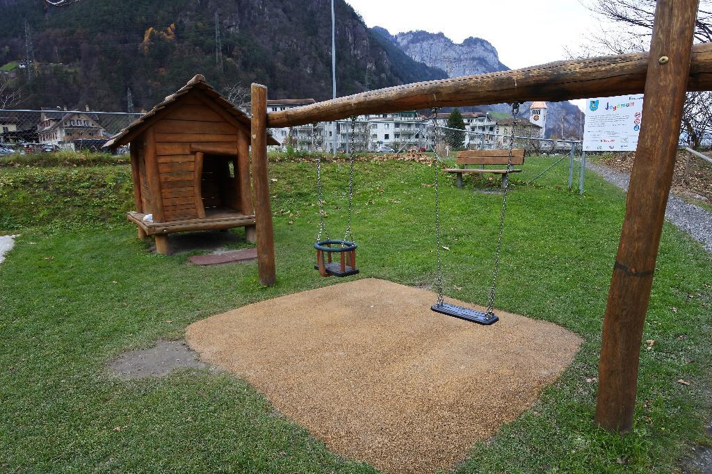 Spielplatz Erstfeld Jagdmatt
