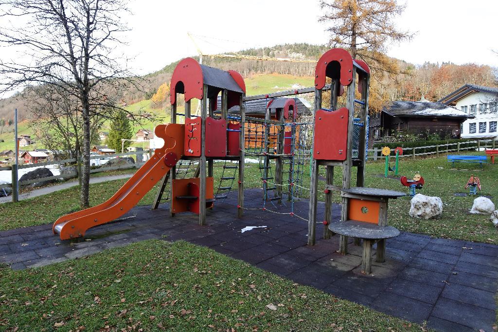 Spielplatz Seelisberg Oberdorf