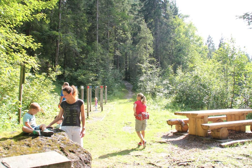 Vita Parcour Oberiberg mit Wellnessoasen