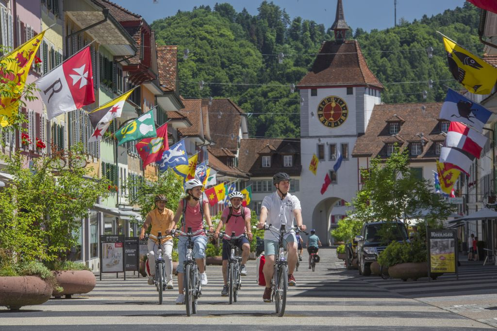 Heart Route Classic through the Emmental