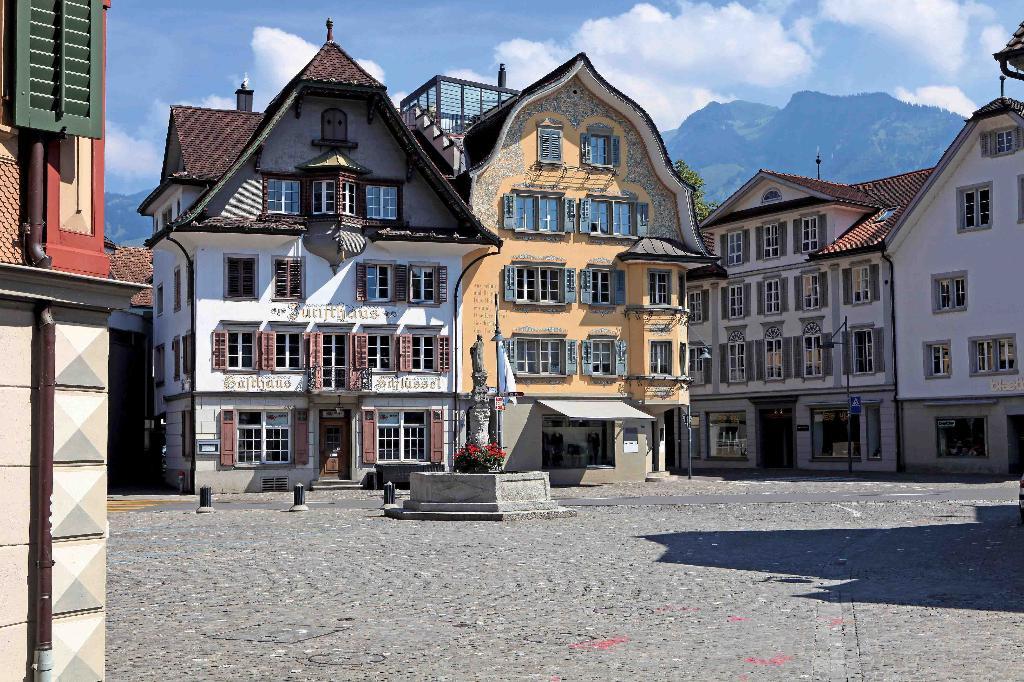 Touring-Route 3: Historische Hauptorte