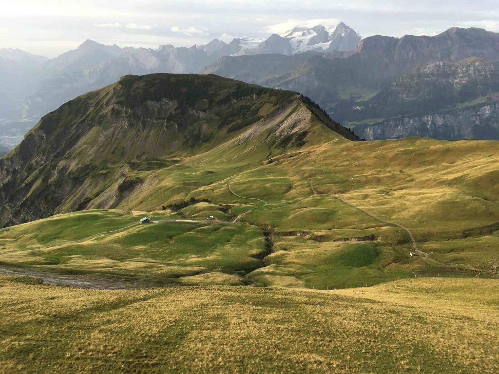 Obwaldner Höhenweg: Etappe 2