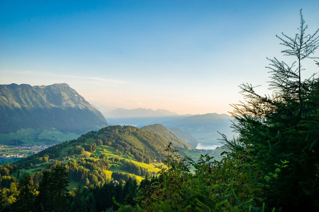 Waldstätterweg: Etape 6 Bürgenstock - Beckenried