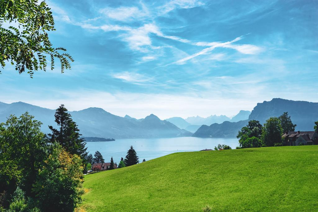 Waldstätterweg: Stage 4 Luzern - Alpnachstad