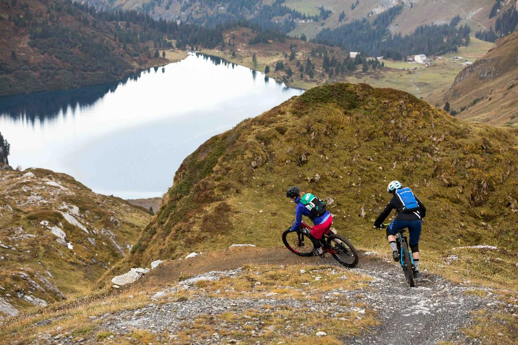 Vier-Seen-Bike-Tour
