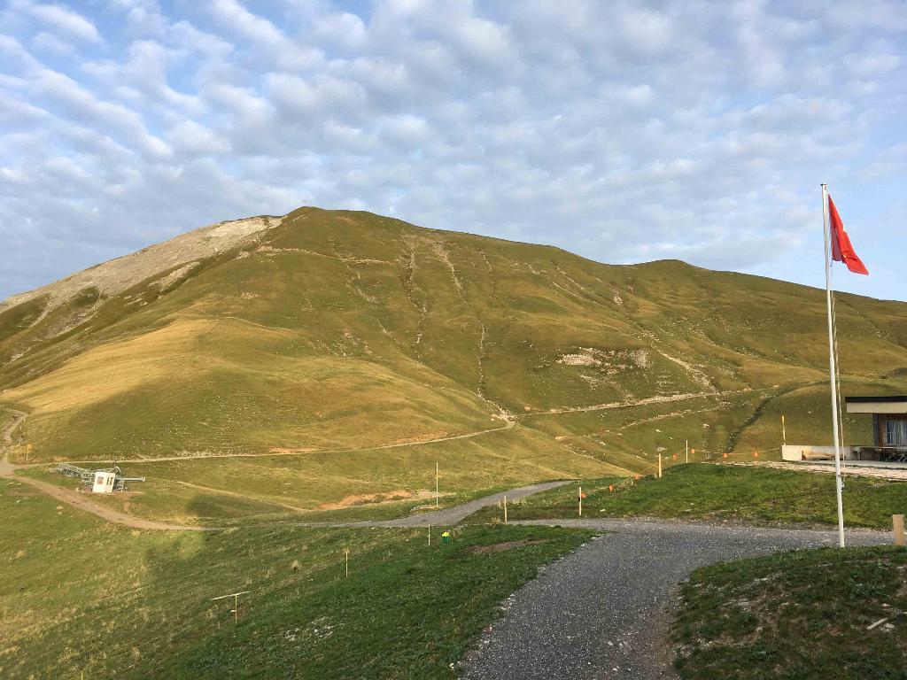 Turren - Brienzer Rothorn high-level path