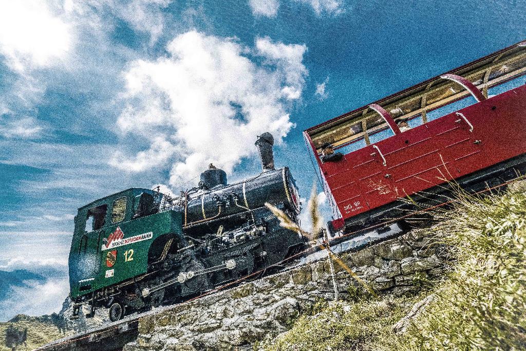 Sentier d'altitude Turren - Rothorn de Brienz