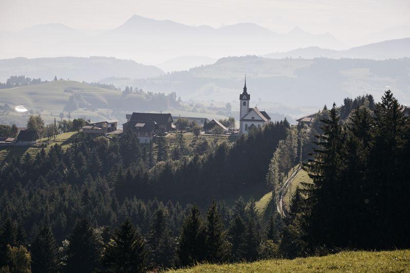 Menzberg - Napf - Hübeli (Hergiswil) panoramic path