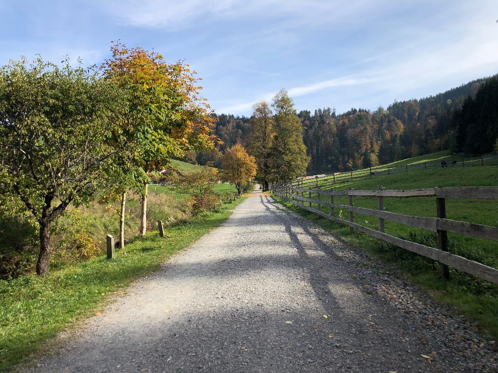 Kreuzweg Einsiedeln