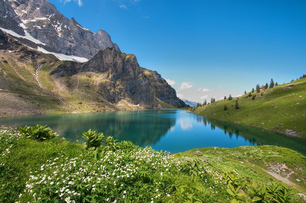 Mit dem «Schiffli» zur Alp