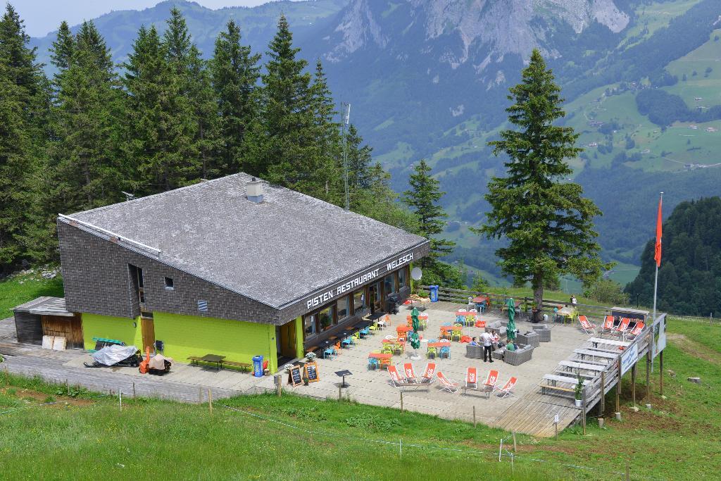 Berg- und Pistenrestaurant Welesch