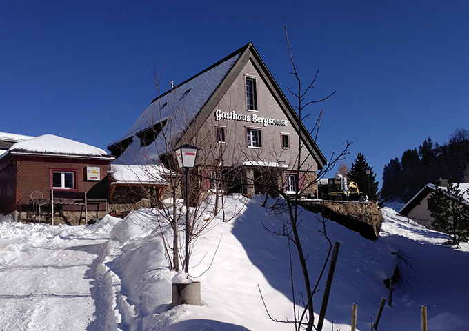 Gasthaus Bergsonne