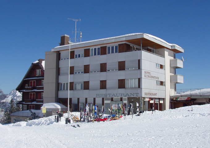 Hotel-Pizzeria Klingenstock