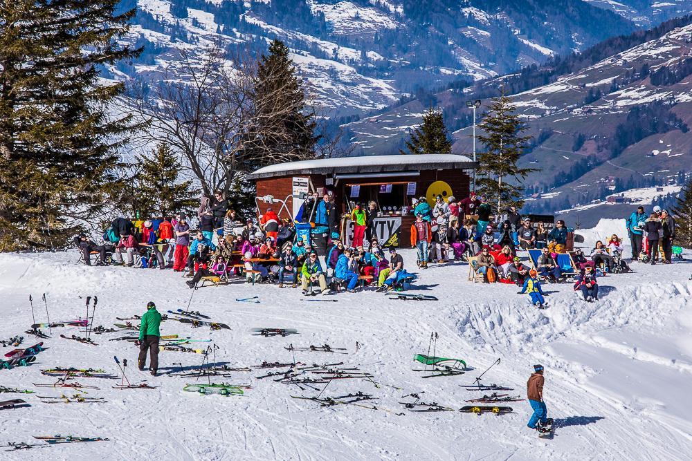 Parkhüttli Snowpark Shredisfaction