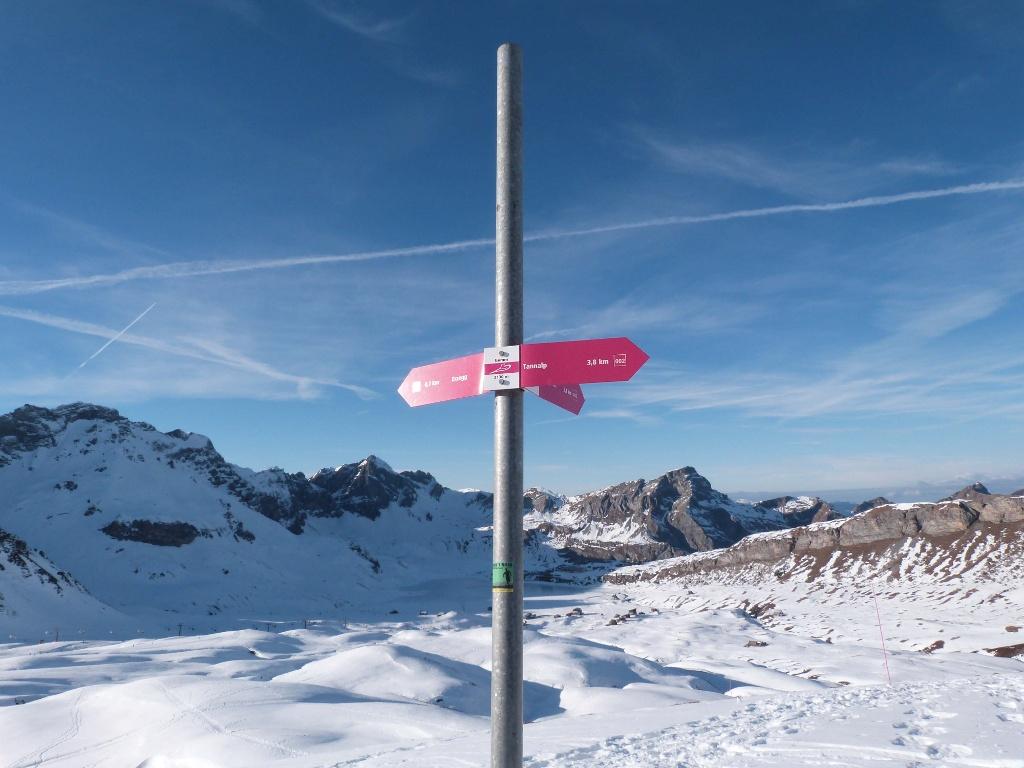 Erzegg Trail, Melchsee-Frutt
