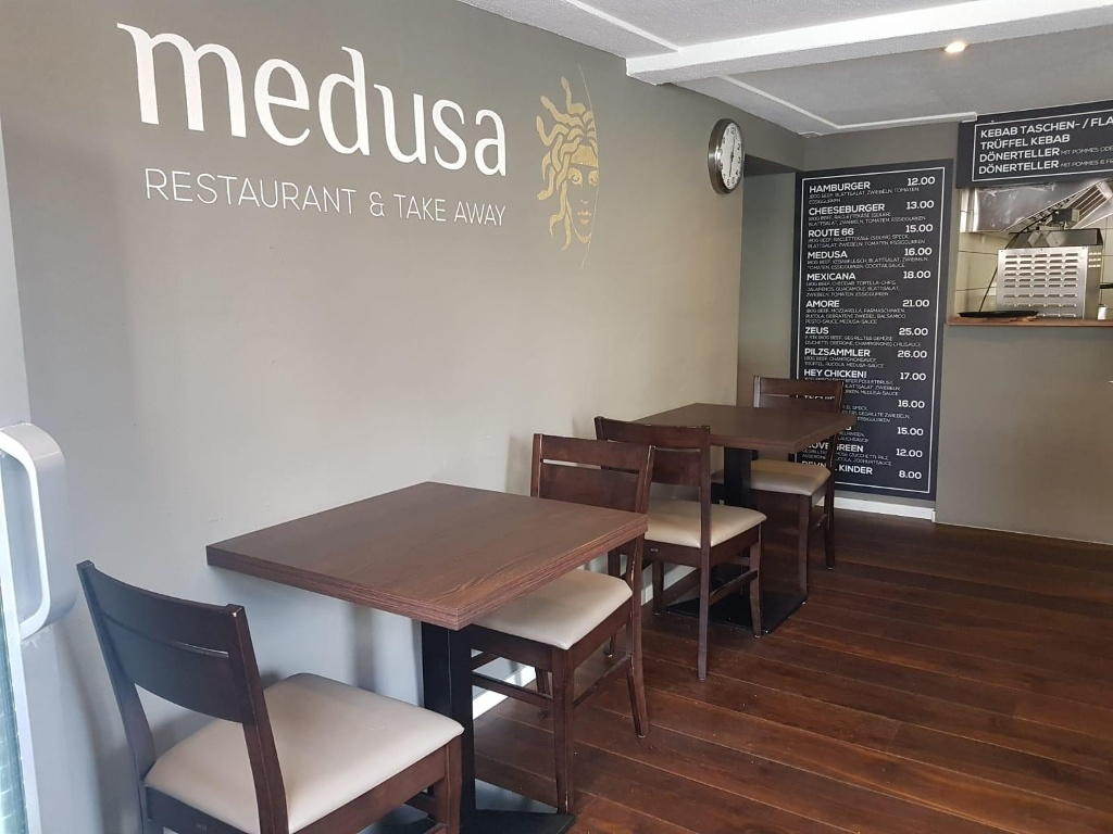 Restaurant & Take Away Medusa