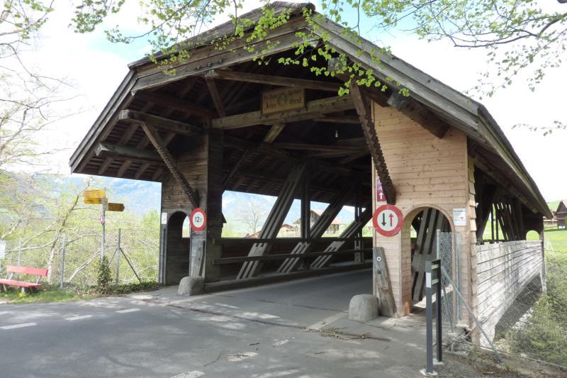 Hohe Brücke Kerns