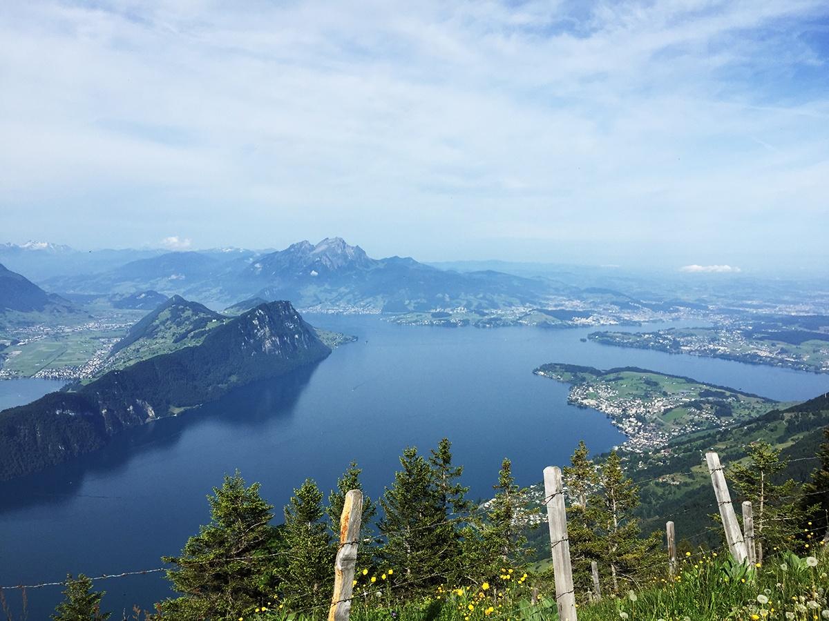 WanderWunder Schwyz: Rigi Hinter Dosse