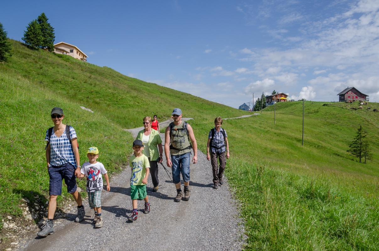 Nühhusweidli Walking Trail