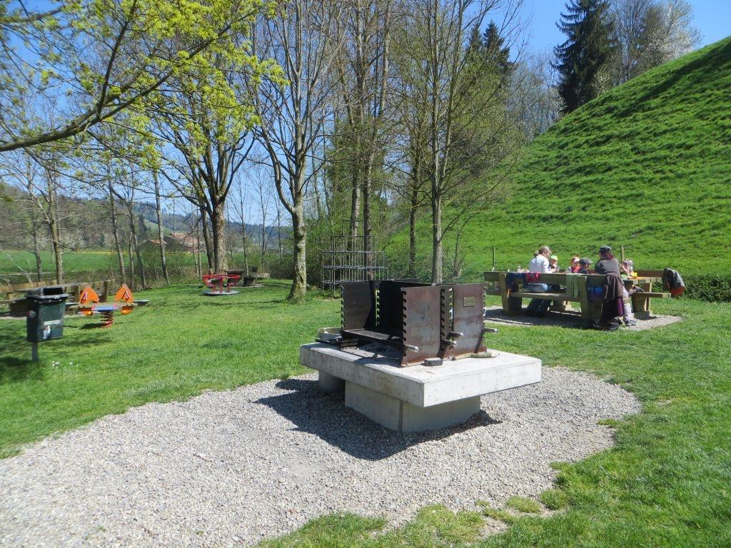 Willisau - Feuerstelle Breiten
