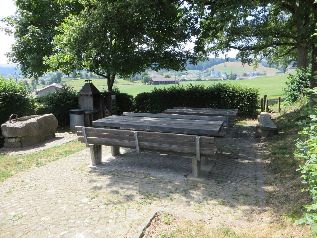Feuerstelle Pfaffenhalde Alberswil