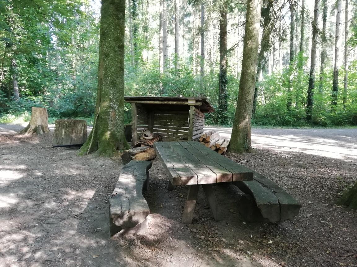 Fahrwangen, Buchholz