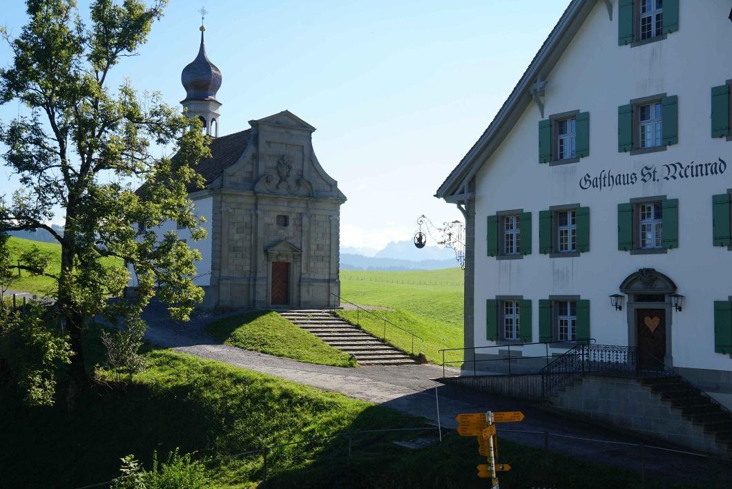Rundweg St. Meinrad – Etzelkulm