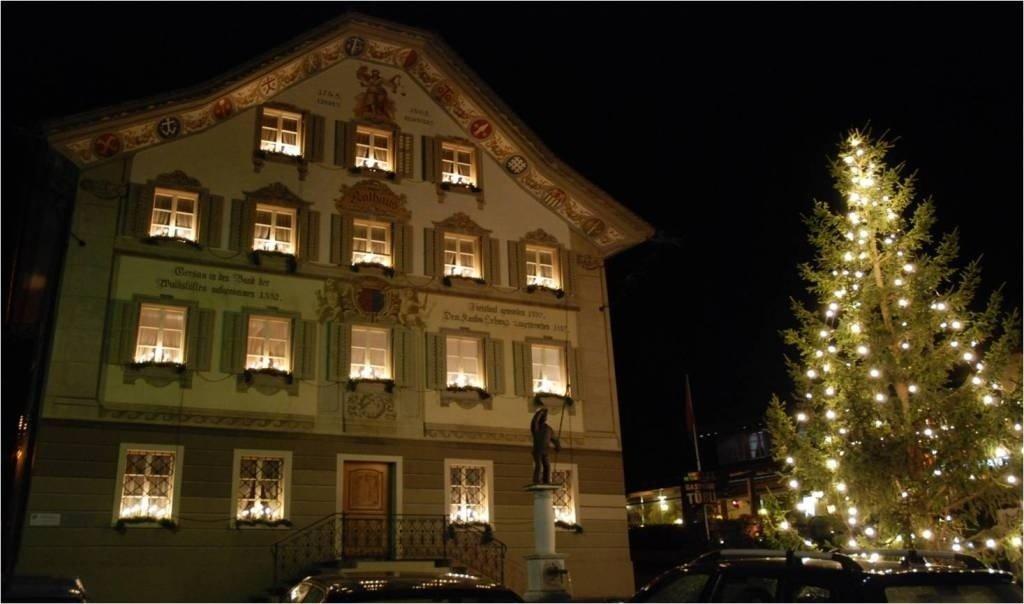 Old Town Hall Gersau