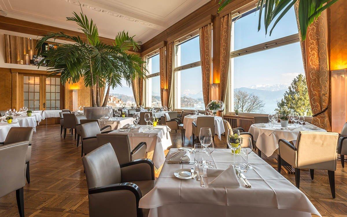 Scala Restaurant Art Deco Hotel Montana