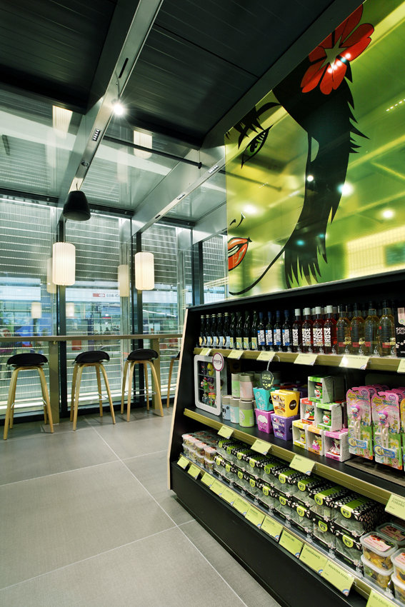 Yooji's Gare Lucerne
